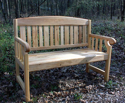Attractive Arts And Crafts Bench Part 17